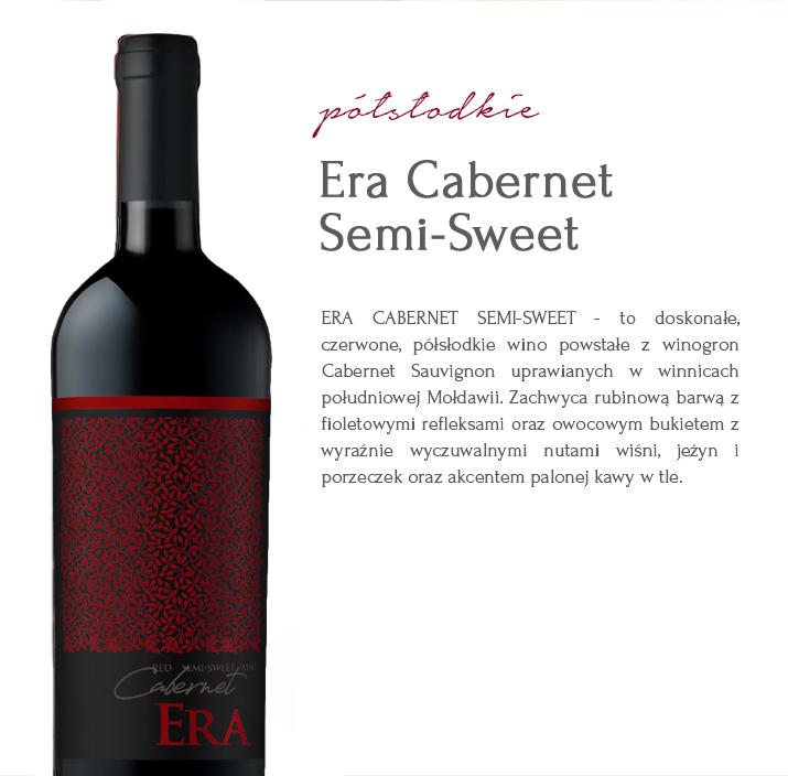 WINO Era Cabernet Semi-Sweet