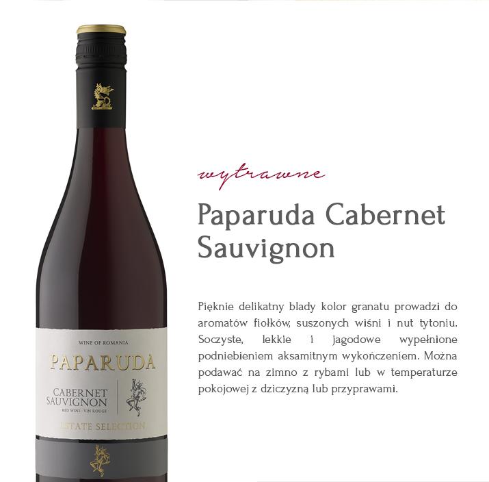 WINO Paparuda Cabernet Sauvignon
