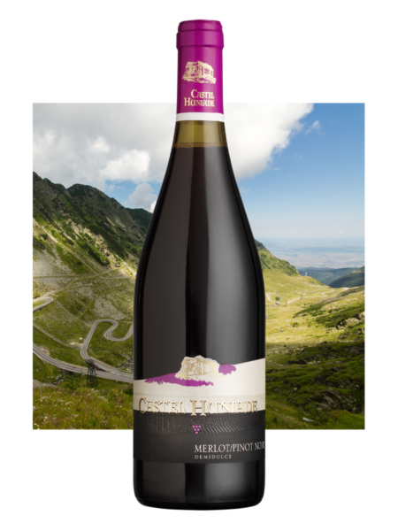 Castel Huniade Merlot Pinot Noir
