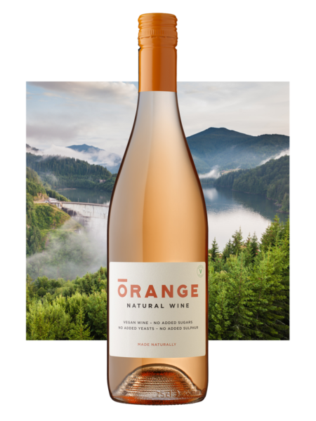 Orange Natural Wine